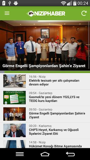 Nizip Haber|玩新聞App免費|玩APPs