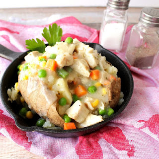 Chicken Pot Potatoes