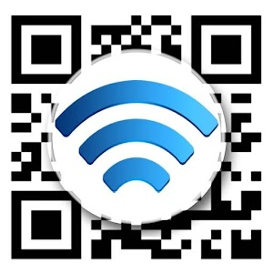 WiFi QrCode Password scanner 1.21 by Tech Tool logo