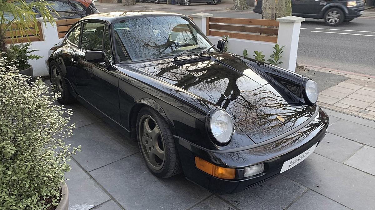 Porsche 911 964 Hire London