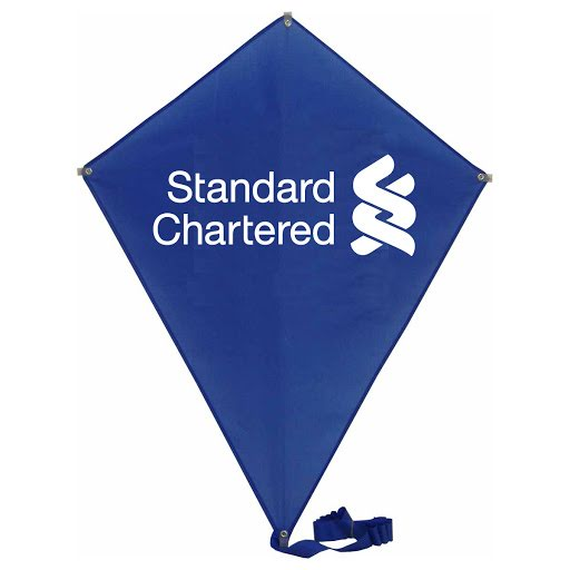 Custom Designed Promotional Kites