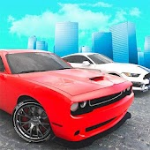 City Muscle Car Driving simulator 2017