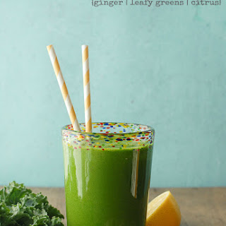 The Green Zinger Smoothie