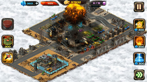 AOD: Art of Defense u2014 Tower Defense Game screenshots 10