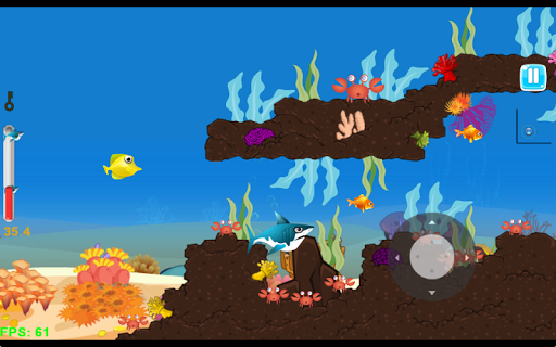 Shark Journey - Feed and Grow Fish Game filehippodl screenshot 19