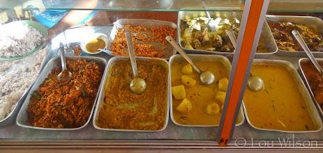 Photo: Tangalle restaurant Sri lanka