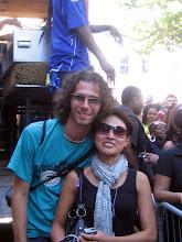 Photo: Recardo & friend