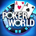 Poker World - Offline Texas Holdem icon