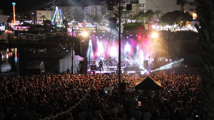 Las Fiestas de Santa Ana serán uno de los eventos que se suspendan provisionalmente.