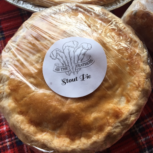 Stout Pie Frozen