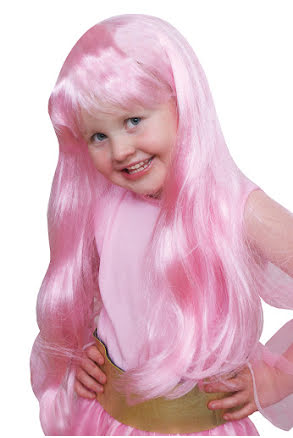 Peruk Pinky, barn