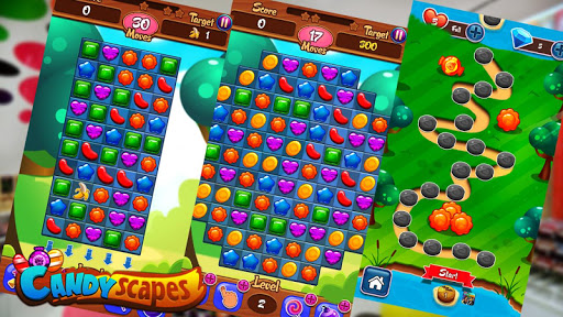 Candyscapes 1.4 screenshots 9