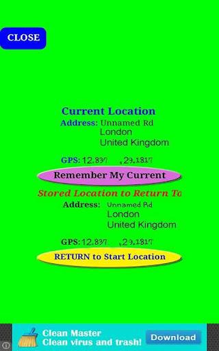 全球定位系统找到你的位置