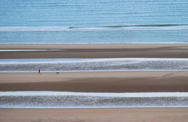 Sulla spiaggia di stevetox