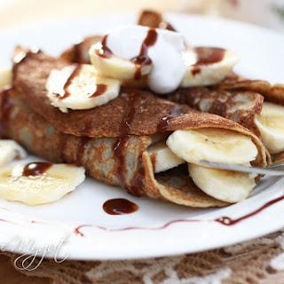 Easy Paleo Banana Pancakes (Gluten Free/Dairy Free/Nut Free).