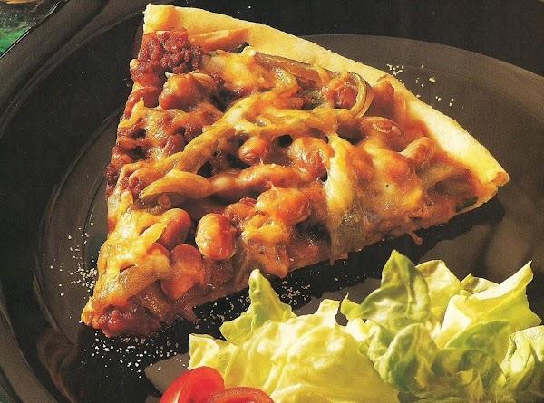 Mexicali Pizza Recipe