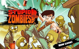 Screenshot of Stupid Zombies