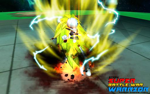Capturas de pantalla de Stick Super Battle War Warrior Dragon Shadow Fight 6