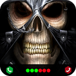 Funny Ghost Call Prank Icon