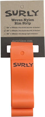 Surly Rim Strip: For 26+ Rabbit Hole Rim, Nylon, 33mm alternate image 0