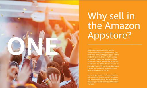 Developer's Guide to the Amazon Appstore 1.0.0 screenshots 1
