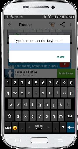 Classic Big Keyboard 6.1 screenshots 2