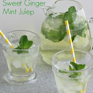 Family Friendly Mint Julep.