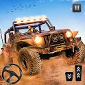 Spin Tyres Offroad Truck Driving: Tow Truck Games icon