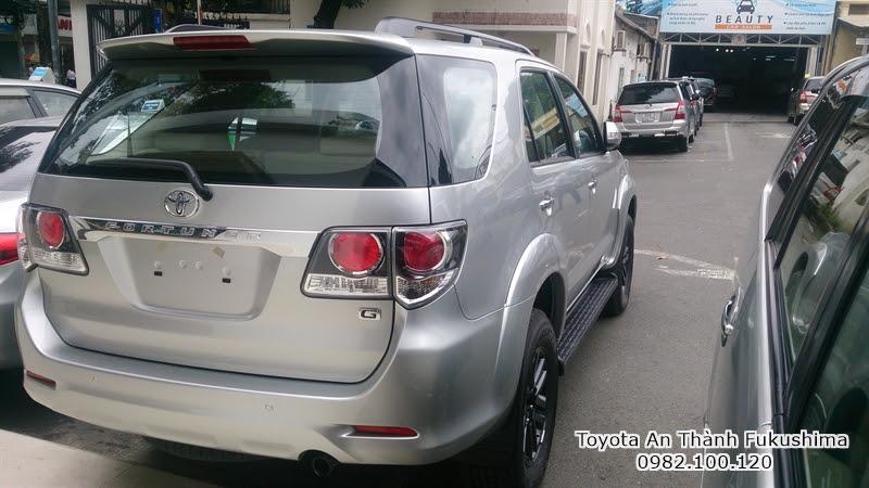 Khuyến Mãi Giá Xe Toyota Fortuner 2.5G Máy Dầu Số Sàn Mới 4