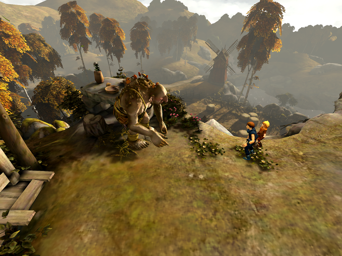 Brothers: A Tale of Two Sons- screenshot