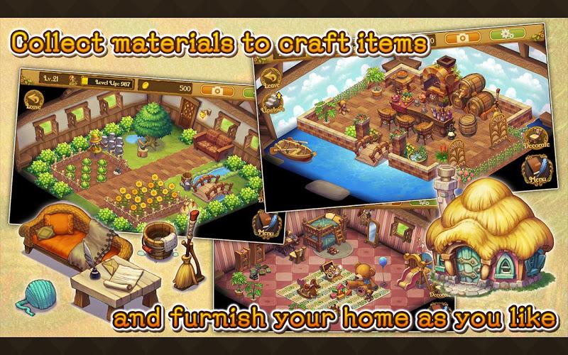 EGGLIA: Legend of the Redcap Screenshot 4