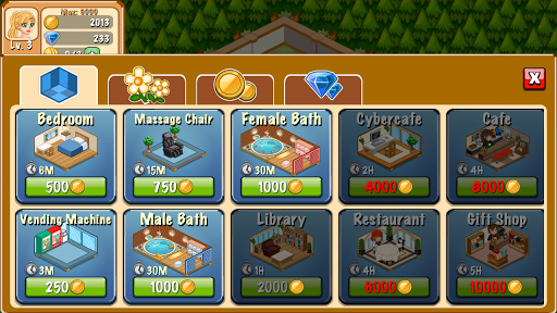 Hotel Story: Resort Simulation screenshot 8