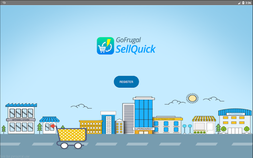 SellQuick - Retail POS for Tab- screenshot thumbnail
