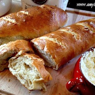 Crusty French Bread.