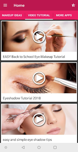 Step By Step Eyes Makeup Tutorial 11.0.2 screenshots 2
