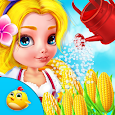 Baby Girl Farm Activities apk