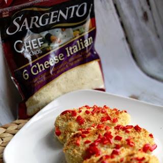Italian 6 Cheese Breaded Chicken