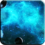 Universe 3D Live Wallpaper Icon