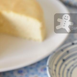 Hanjuku Cheesecake / Japanese Half Baked Cheesecake Recipe