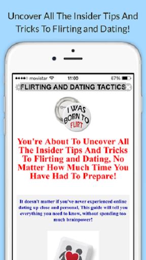 Flirting and Dating Tactics