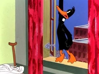 Daffy Duck Slept Here / Drip-Along Daffy