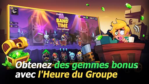 Code Triche Bande de Héros  APK MOD (Astuce) screenshots 5