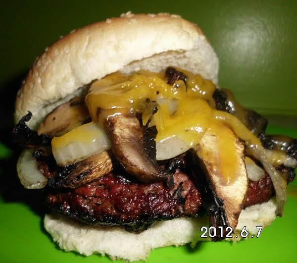 Everyday Grilled Burger_image