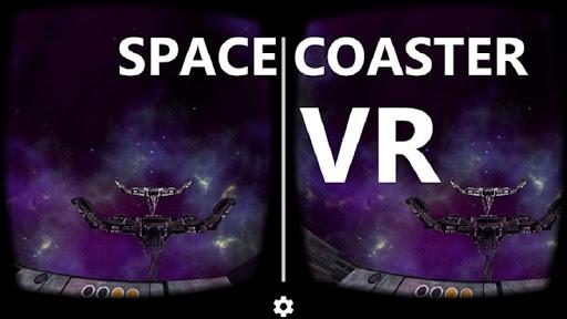 Space Coaster VR Pro
