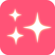 KiraDroid - Sparkle & Glitter Camera