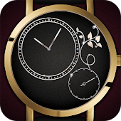 Luxury Watch Face