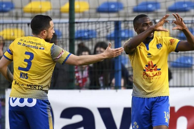 Youssouf Niakaté pourrait quitter l'Union Saint-Gilloise