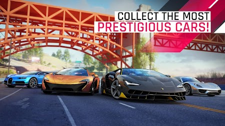 Asphalt 9: Legends - 2019's Action Car Racing Game APK screenshot thumbnail 1