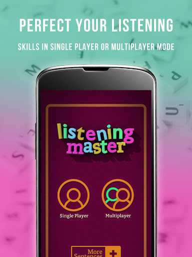 Learn English with Listening Master Pro screenshot 1
