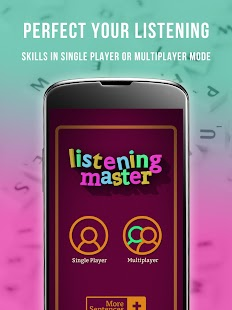 Learn English with Listening Master Pro Screenshot